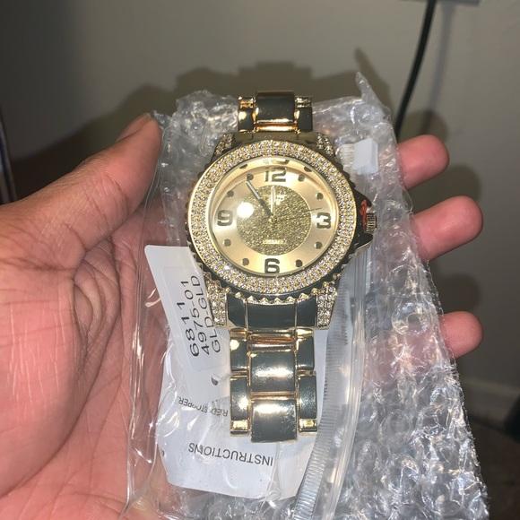 Fashion Nova Other - Gold Watch